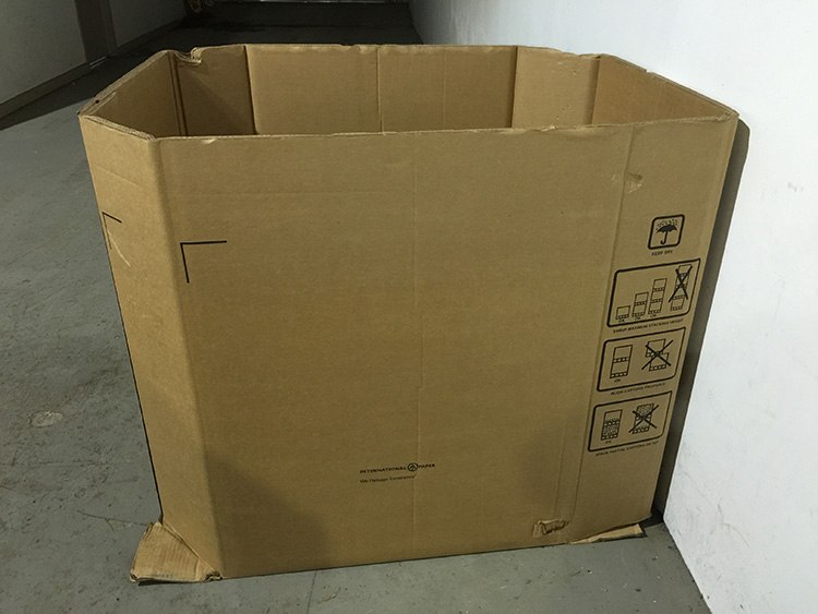 Clear the clutter with this big box challenge